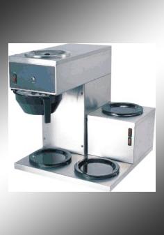 三暖手动蒸馏咖啡机