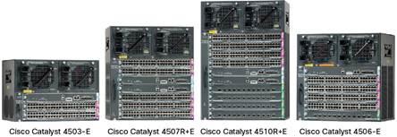 Cisco Catalyst 4500系列 - 交换机 - 北京双鑫汇在线科技有限公司