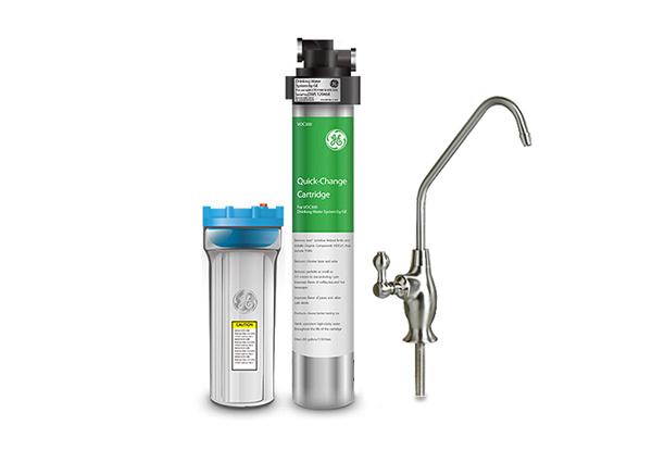 VOC300 进口高端净水器 家用厨房直饮机