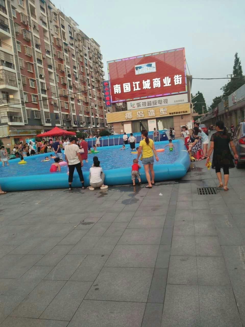 汉南江城商业街奶茶店优转