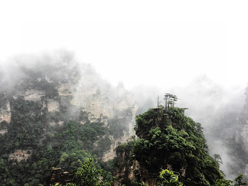 张家界黄龙洞  森林公园三日游(土家风情园) MZ5004