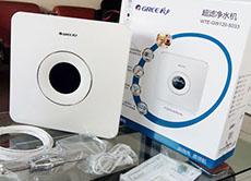 端子护套应用于家庭净水器上的应用