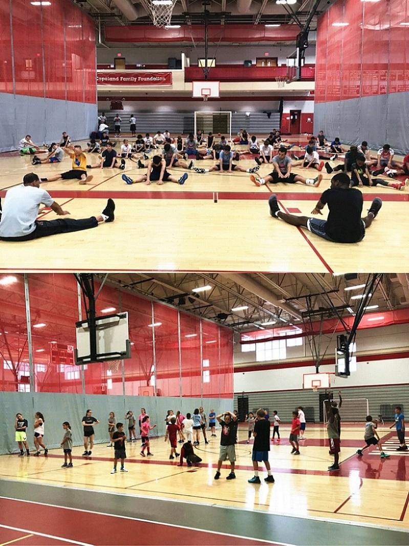 实记丨2017美国夏令营NIKE训练营—五天ELS英语课程及体育训练