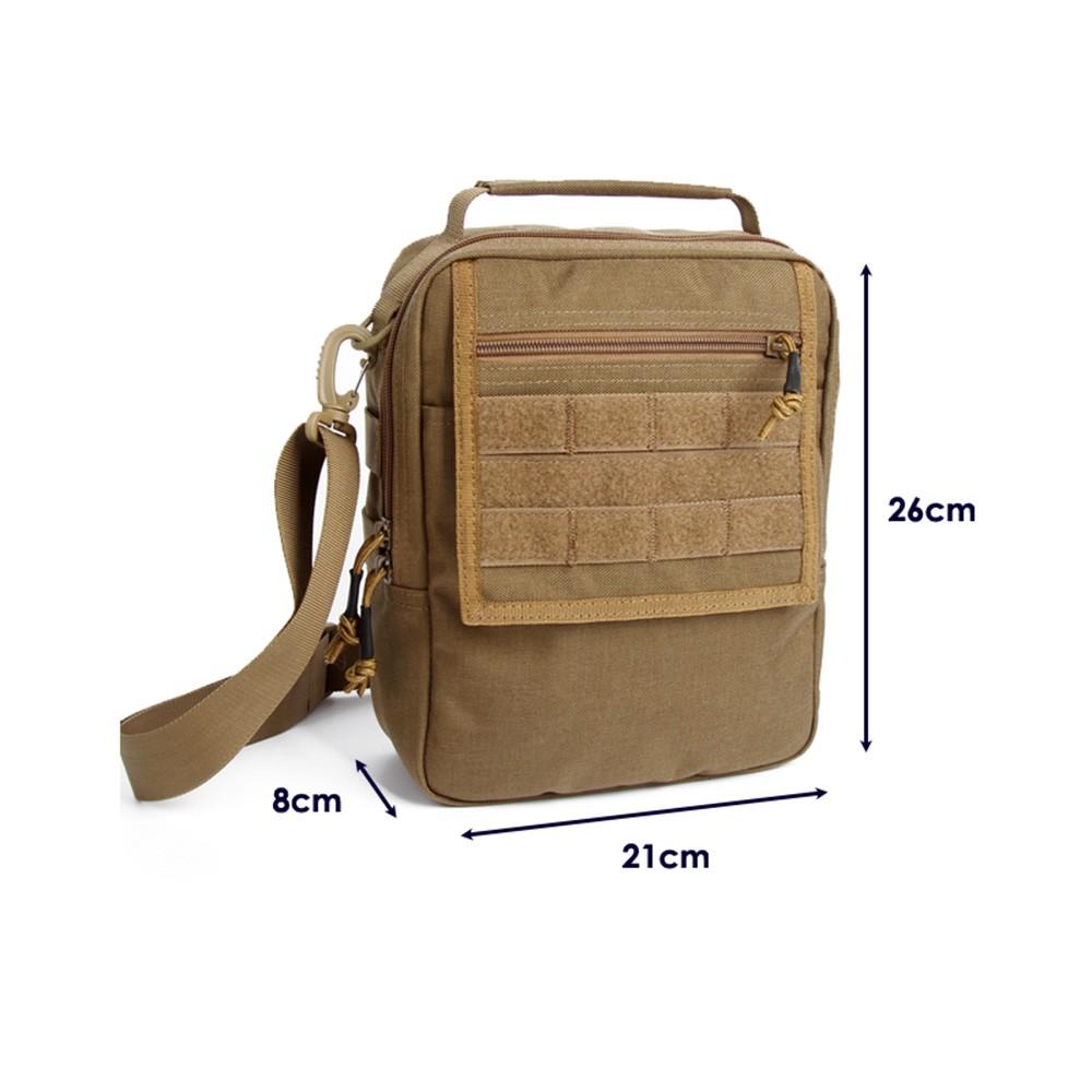 Small Tactical Shoulder Backpack- Fenix Toulouse Handball c96f137a83d74