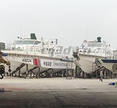 游艇船舱三维扫描方案