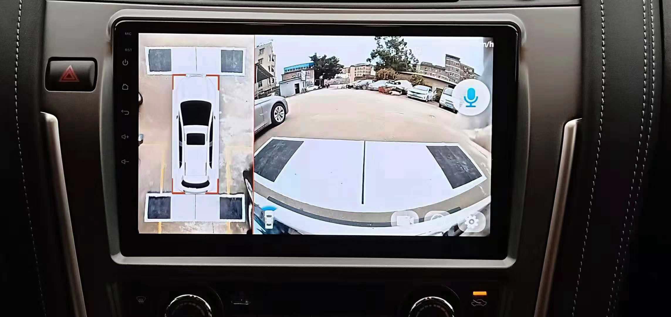 突破常規,車視野大屏全景導航一體機全面發售