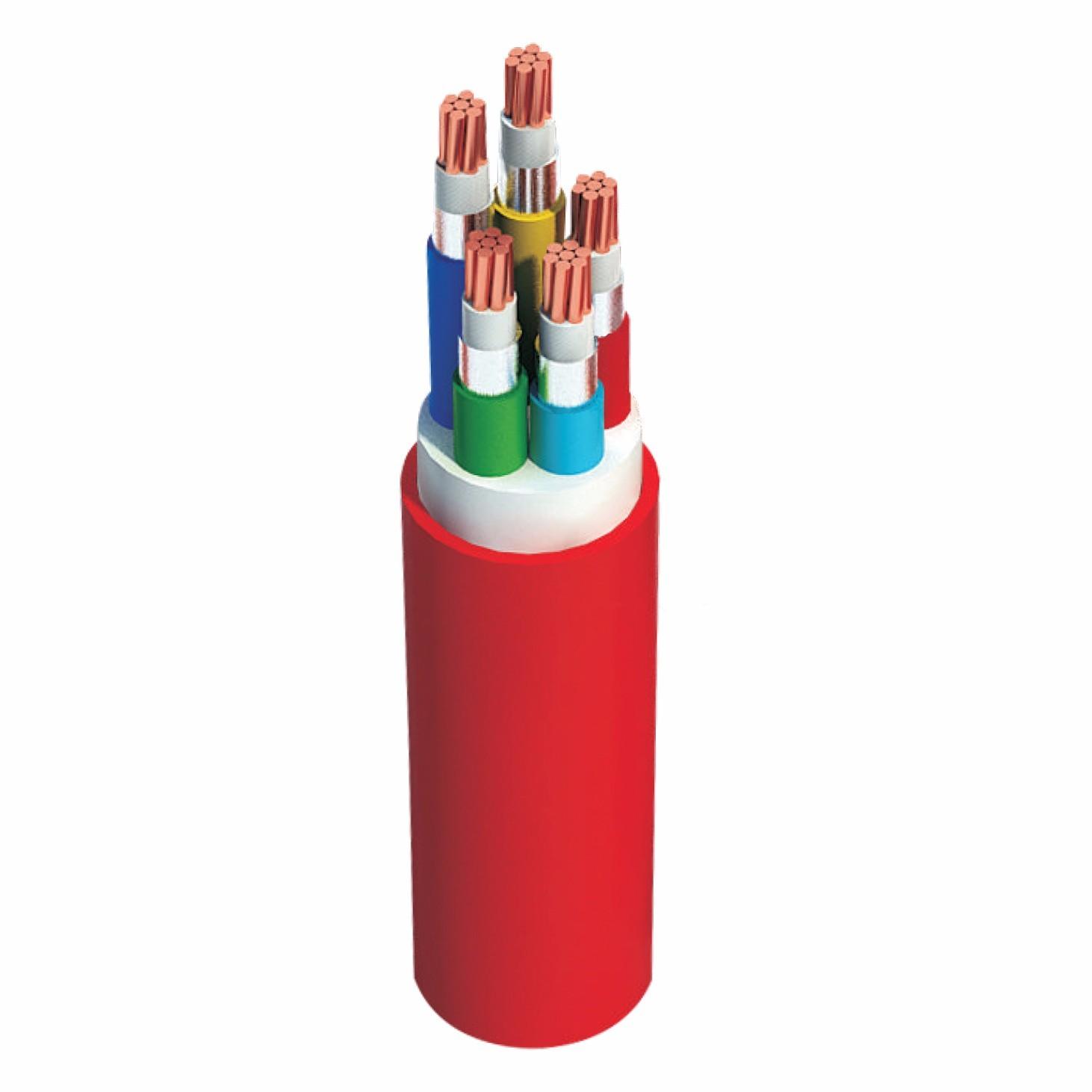 柔性礦物質防火電纜BBTRZ