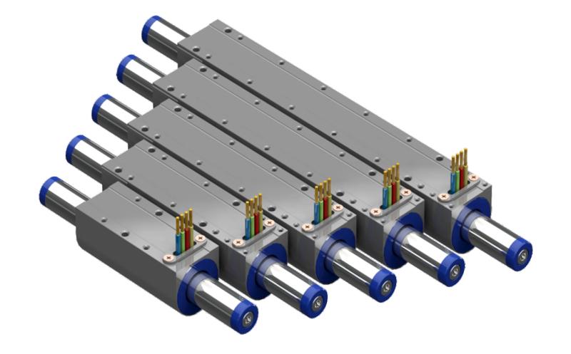 AD-T系列管式直线电机