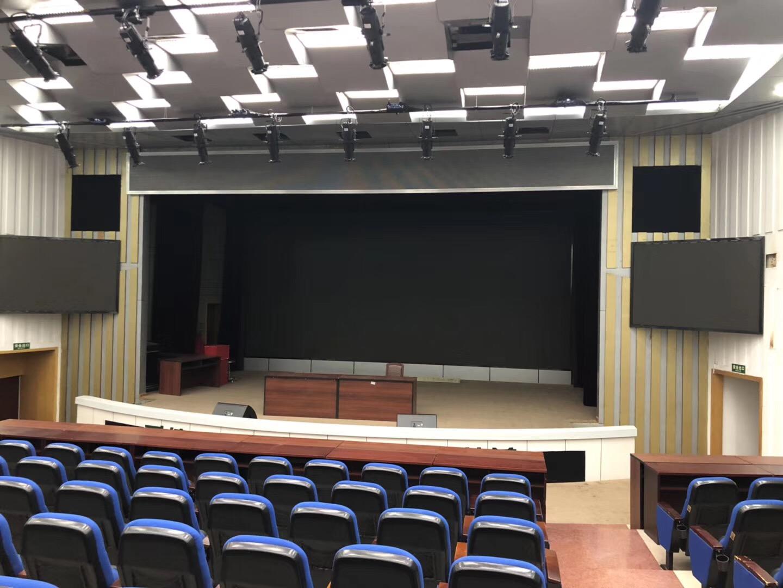 中标四川师范大学2018年学术厅音频、视频、舞台灯光及幕布系统(第二次)采购项目