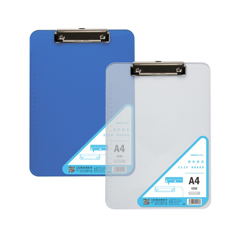 A4塑料板夹