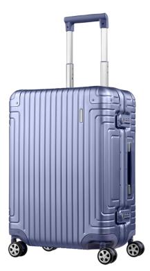 DB3*81001 新秀丽经典铝箱登机行李箱  20寸-紫色