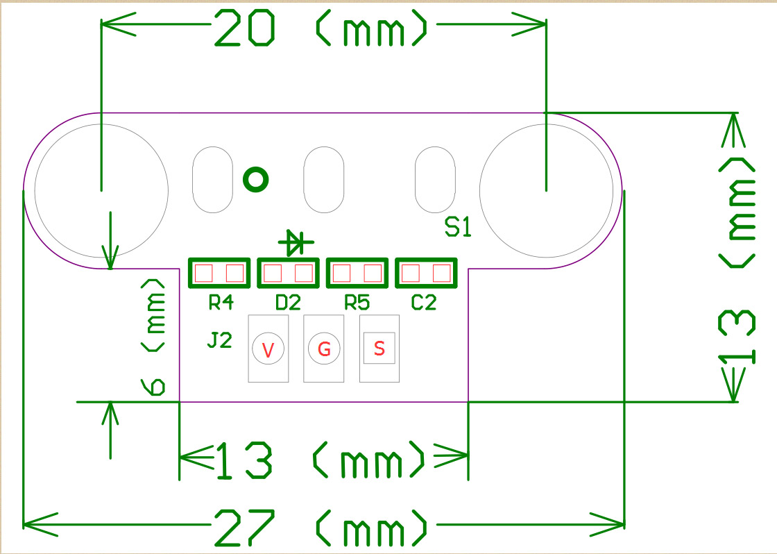 Lerdge 3d Printer Parts Mechanical Endstop Limit Switch Module Reprap Wiring Diagram Horizontal Type For Ramps1
