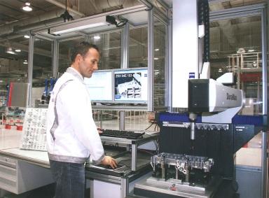 蔡司与大众汽车萨克森合作-汽车零部件