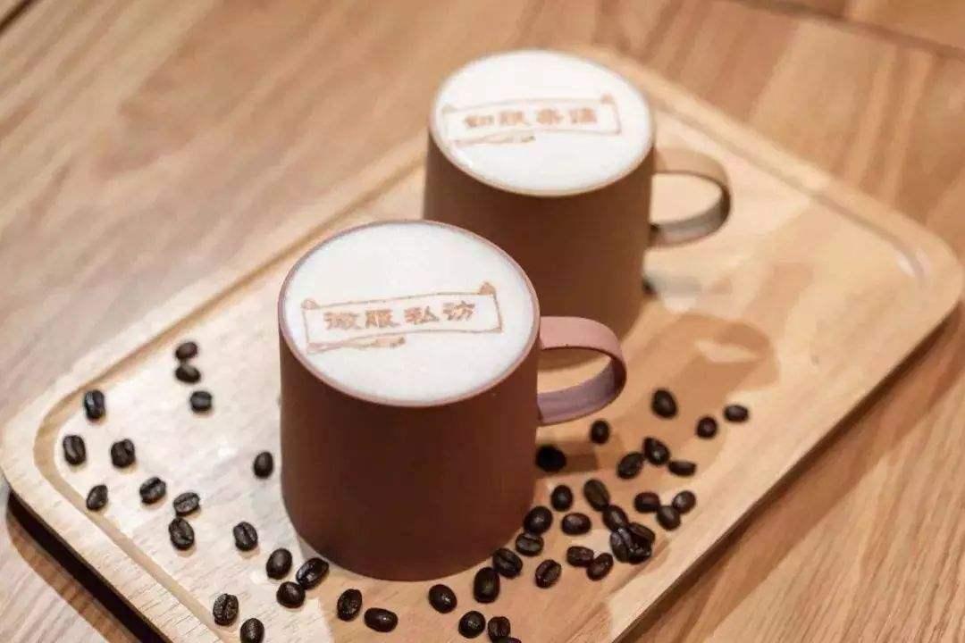 """""""康熙最爱巧克力""""火爆全网,朕请你来角楼喝咖啡!"""