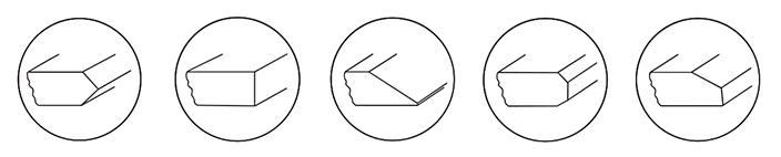 YH1200 (6+6)直边斜边抛光机