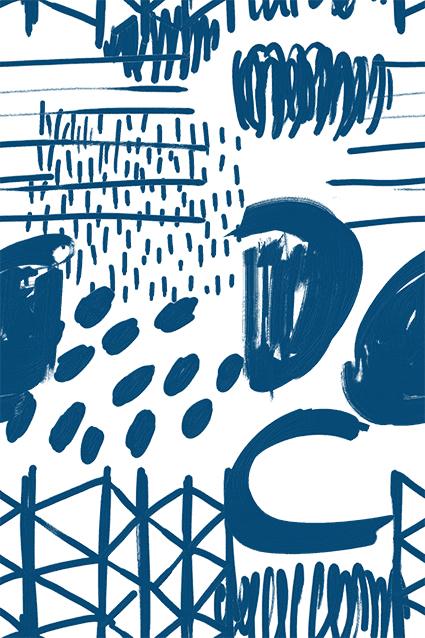 矢量水彩笔刷图绘