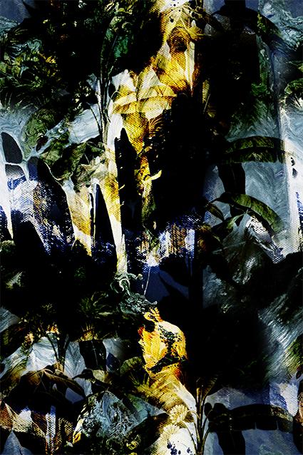 抽象纹理谙雅图案