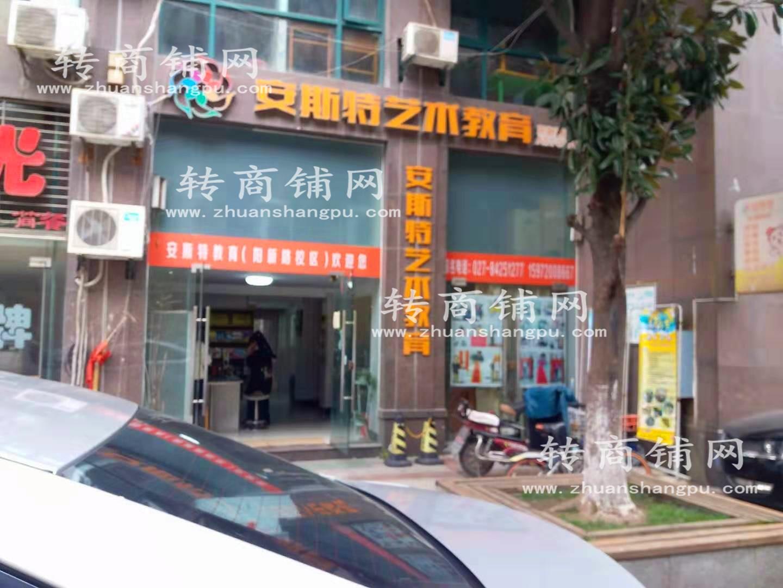 汉阳大型艺术教育中心转让