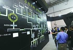 保密技术交流大会暨产品博览会在中国青岛盛大开幕,亚博体育app下载安卓版软件作为江苏省涉密企业代表受邀亮相展会
