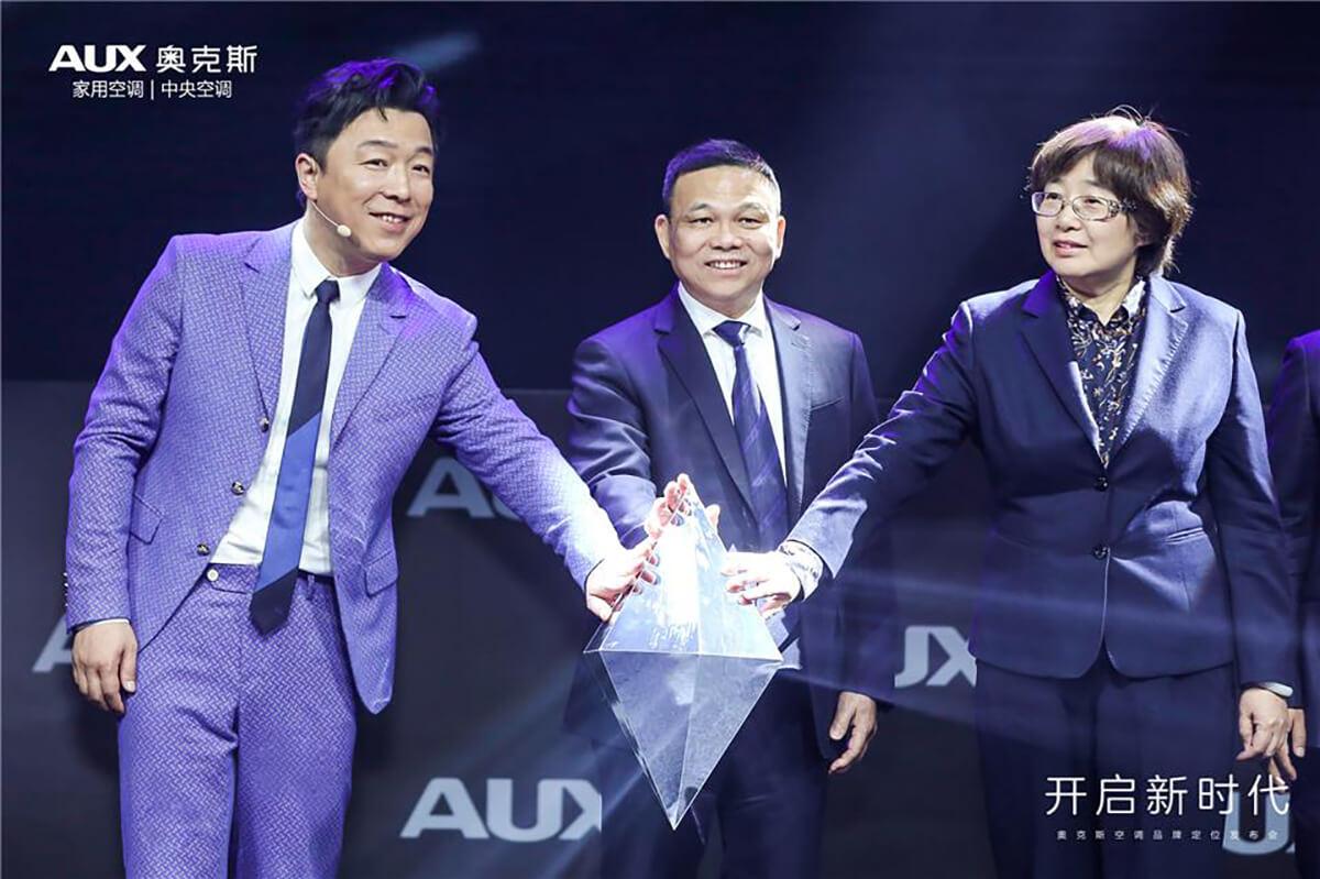 """黄渤为奥克斯代言 开启空调业""""互联网直卖""""新模式"""