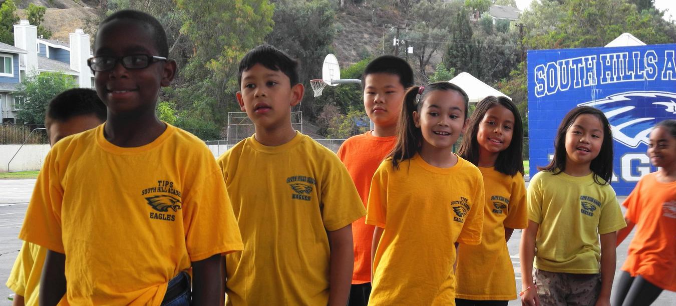项目丨13洛杉矶学校全真学习营