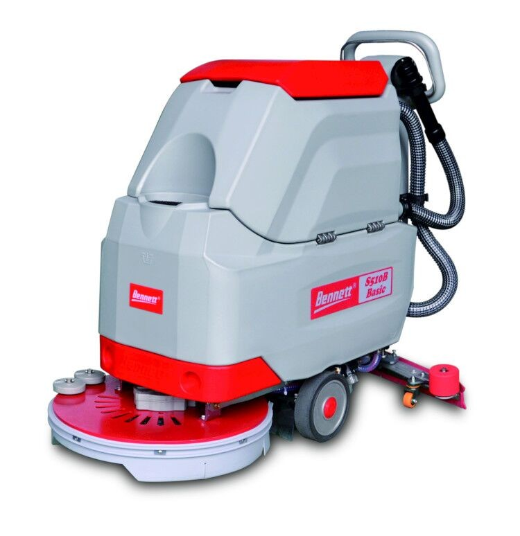 SMART系列手推式洗地机