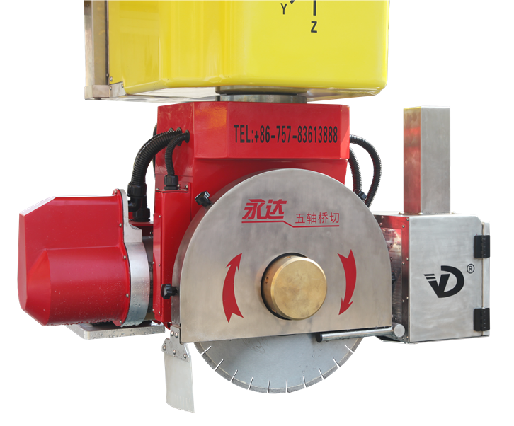 YD-3020五轴桥式切割机(高配型)
