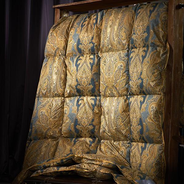 Shu xiang jun ting zun blue goose down quilt