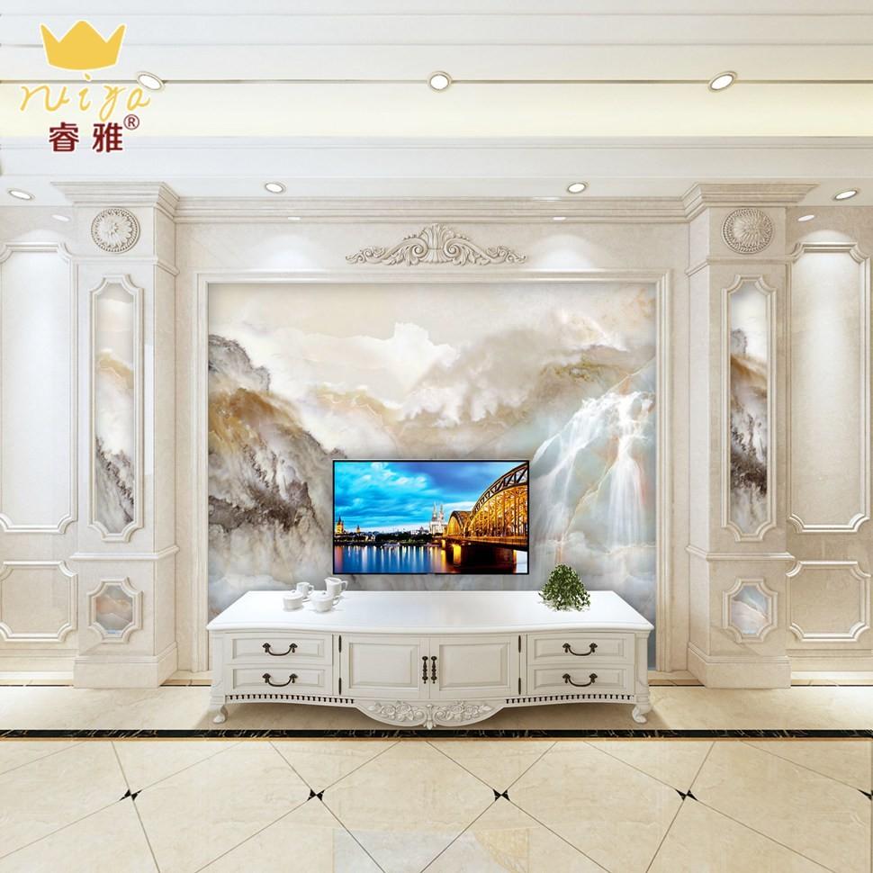 石纹635  工艺:高温微晶800砖165元/m²