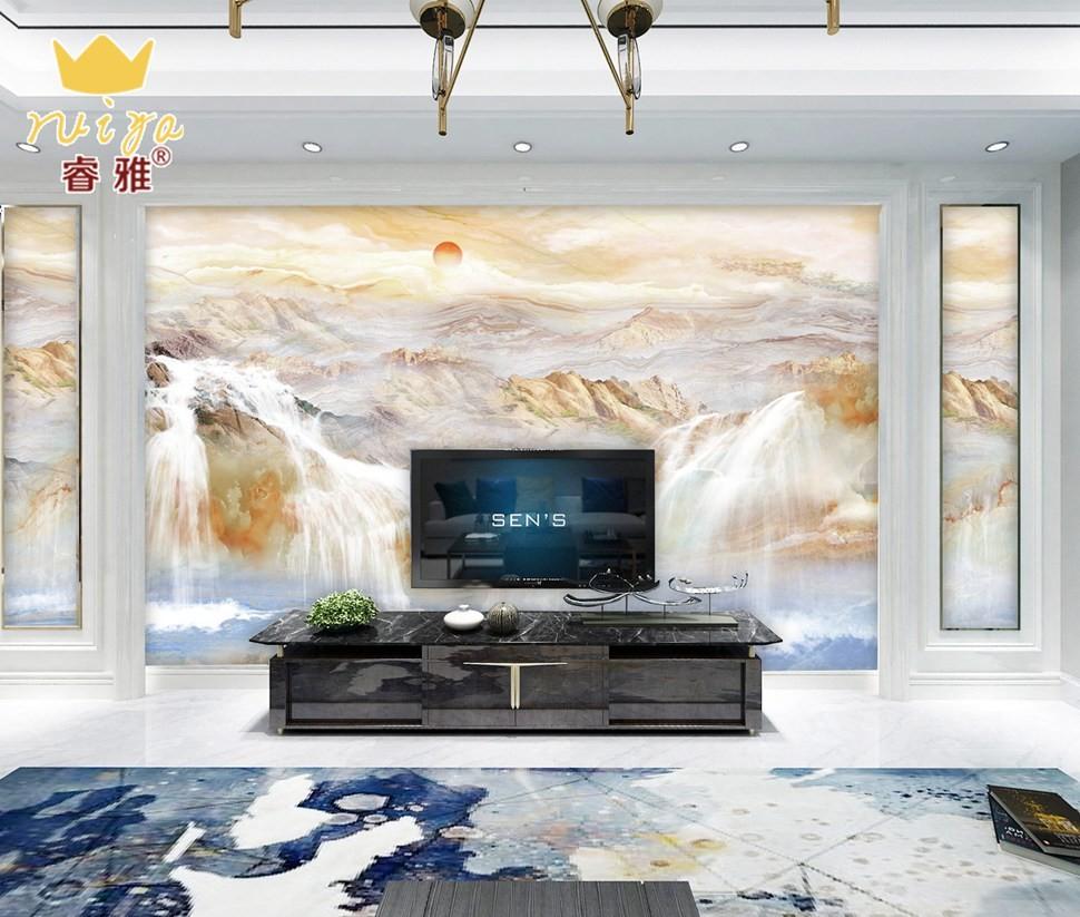 石纹694 工艺:高温微晶800砖165元/m²