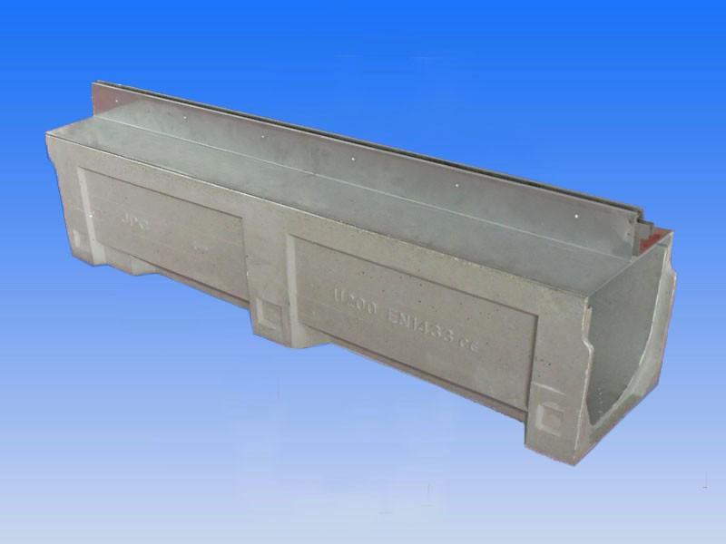 镀锌钢中缝式盖板