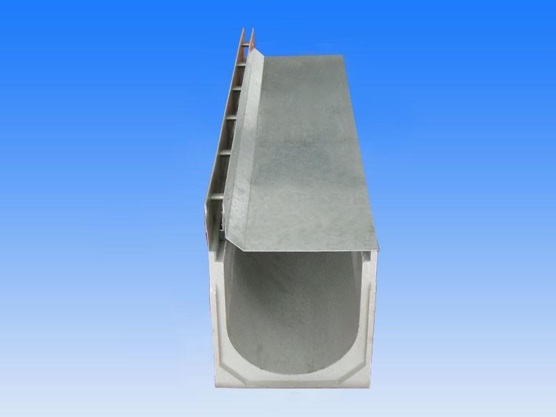 镀锌钢侧缝式盖板