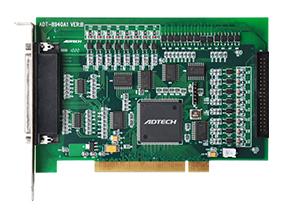 ADT-8940A1 PCI四轴运动控制卡