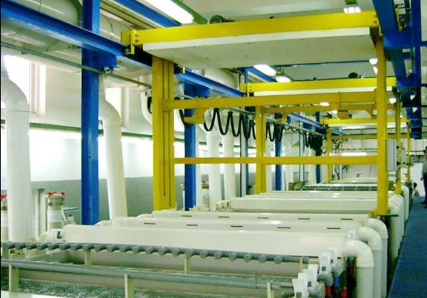 超声波清洗在电镀行业的应用