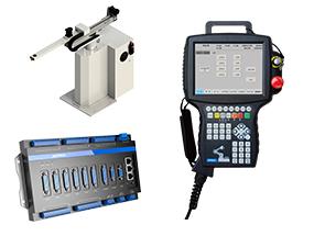 CY400E冲压机机械手控制系统