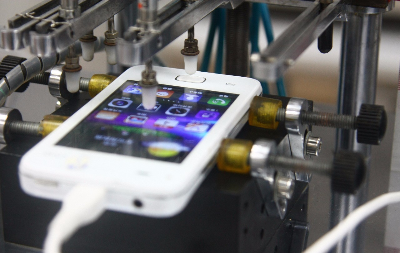 解析智能手机OLED屏幕检测和SMT设备产业链现状