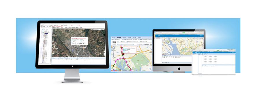 GPS/北斗双模定位器及管理平台