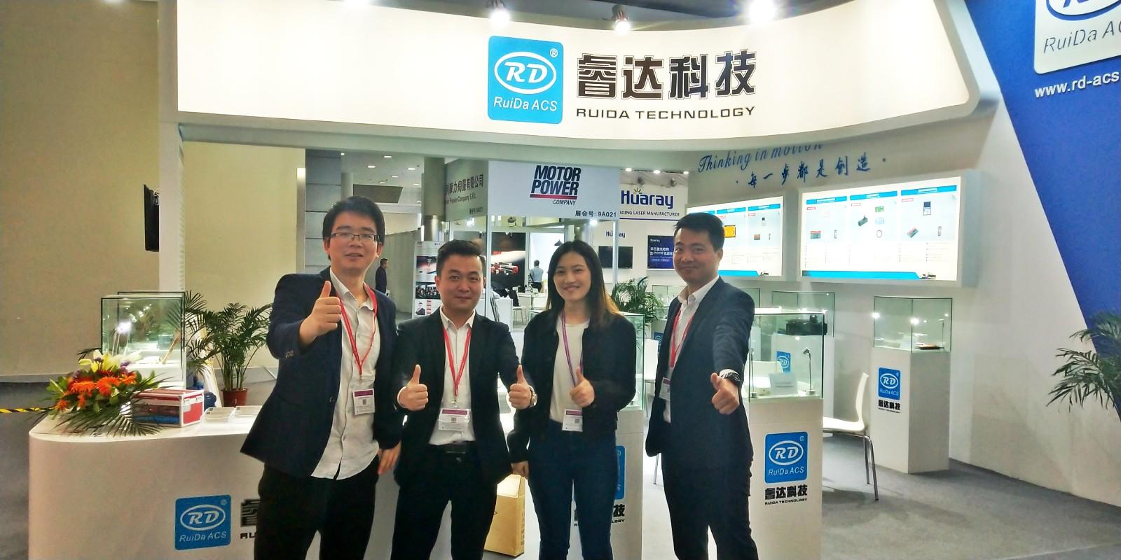 睿達科技明星產品炫美2019中國(深圳)激光與智能裝備博覽會
