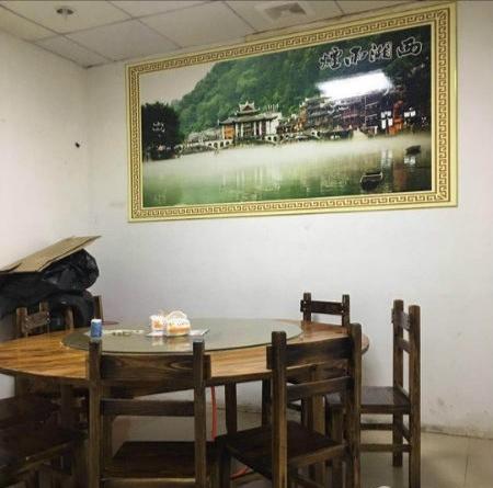武昌临街旺铺品牌餐饮店急转