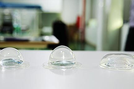LED路灯的透光率是怎么回事?