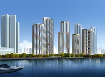 武汉融创塔子湖项目