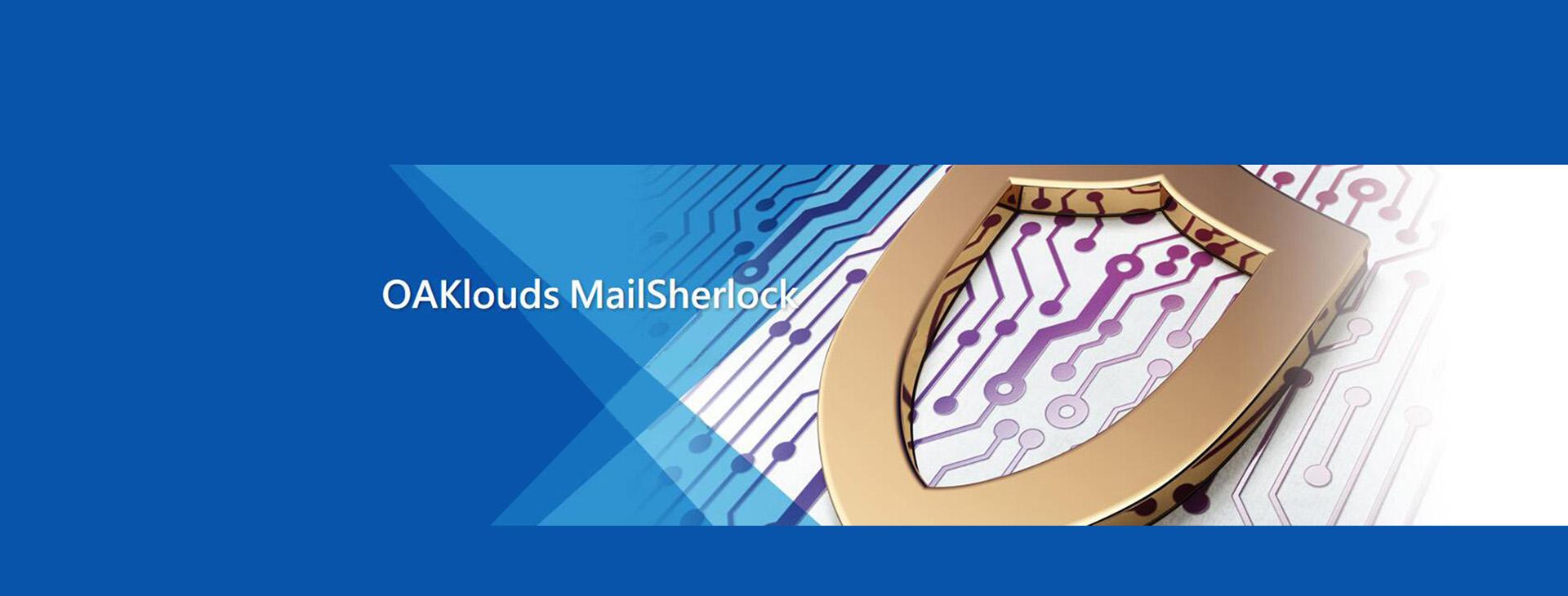 OAKlouds MailSherlock