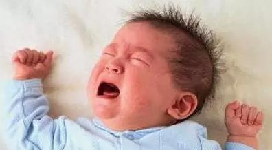 五步骤 缓解孩子哭闹