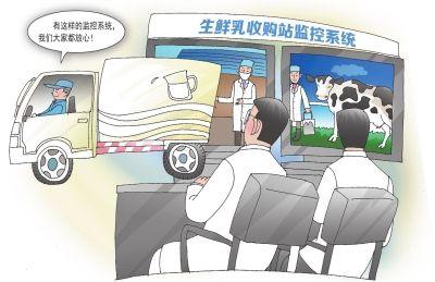 关于印发2019年上海市生鲜乳质量安全监测计划的通知