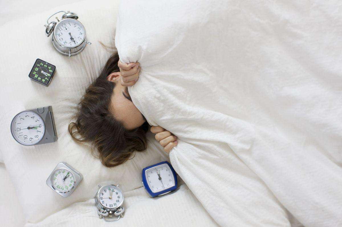 中医将失眠分成六型,你属于哪一种?