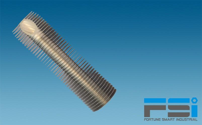 Aluminum Finned Tubes1