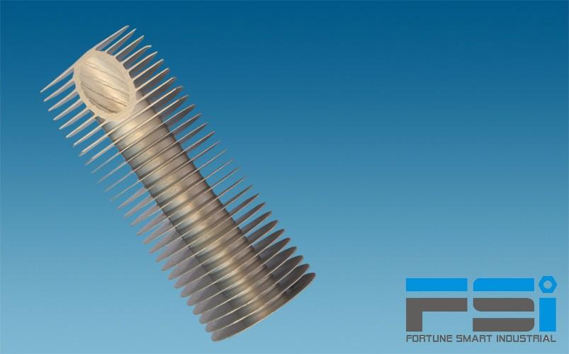 Aluminum Finned Tubes2