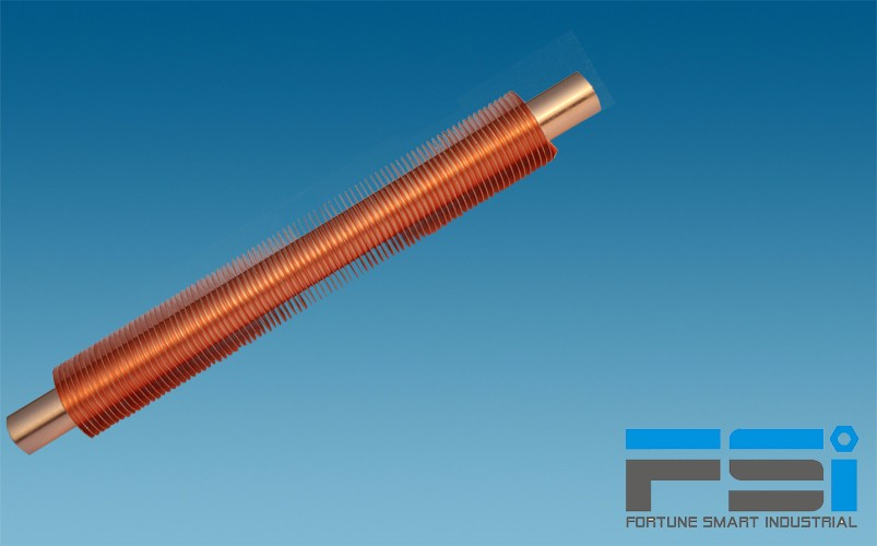 Copper Finned Tubes9