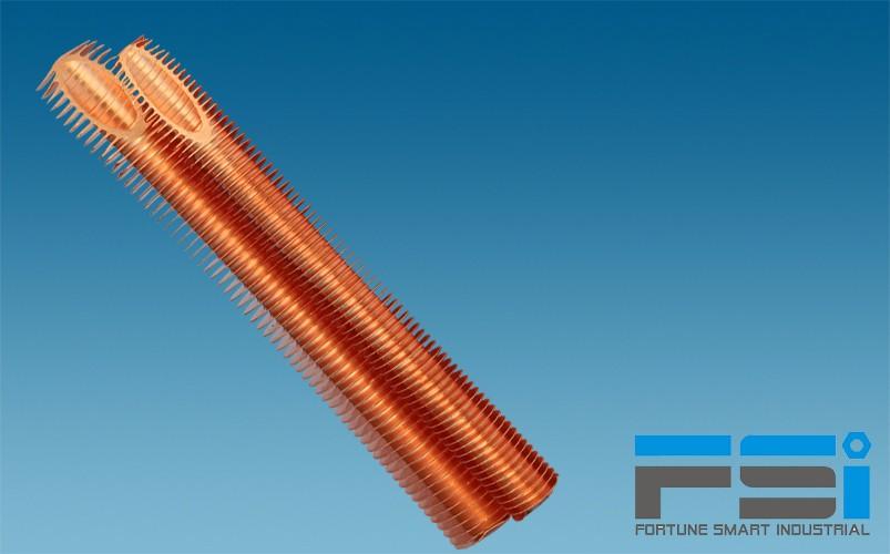 Copper Finned Tubes14