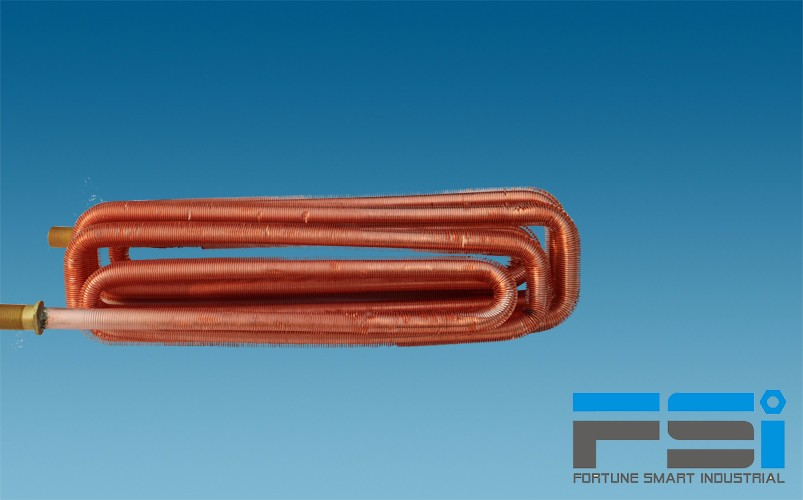 Copper Coiling Heat Exchangers3